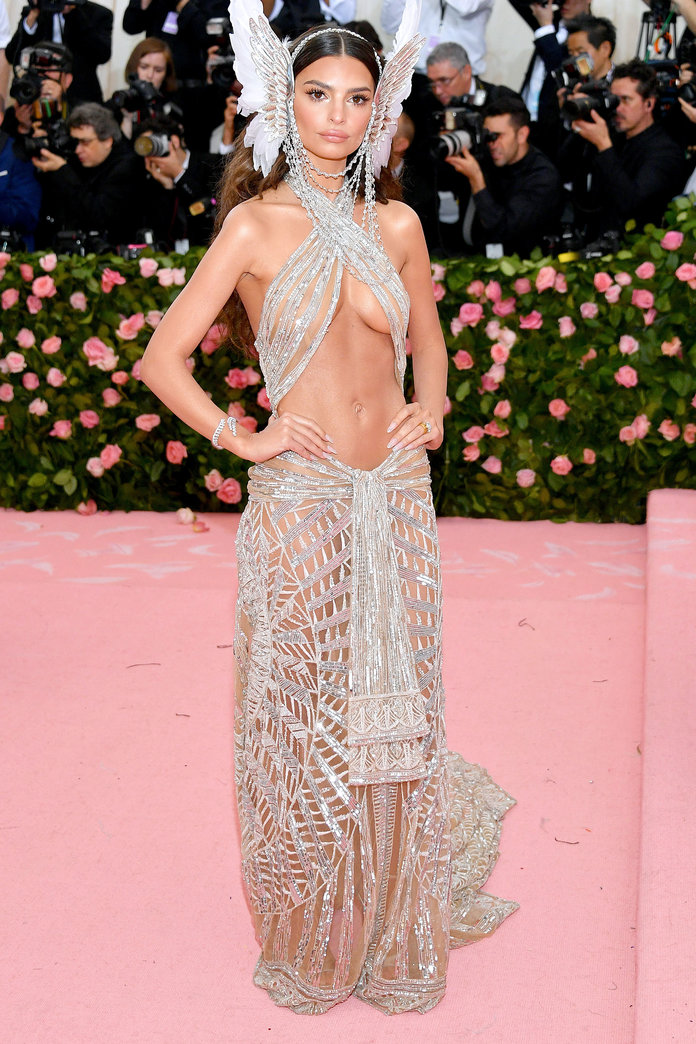 Camp or Not, There Were Plenty of Naked Dresses at the Met