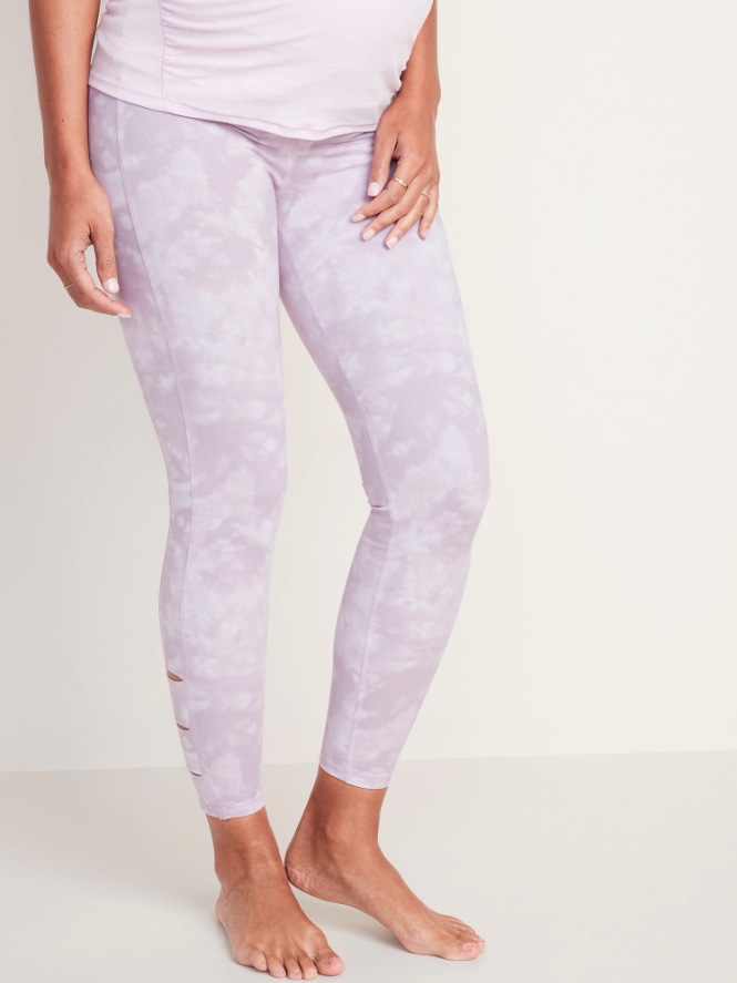 The Best Maternity Workout Leggings Plus Size