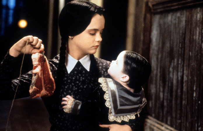 Christina Ricci in the Addams Family Values