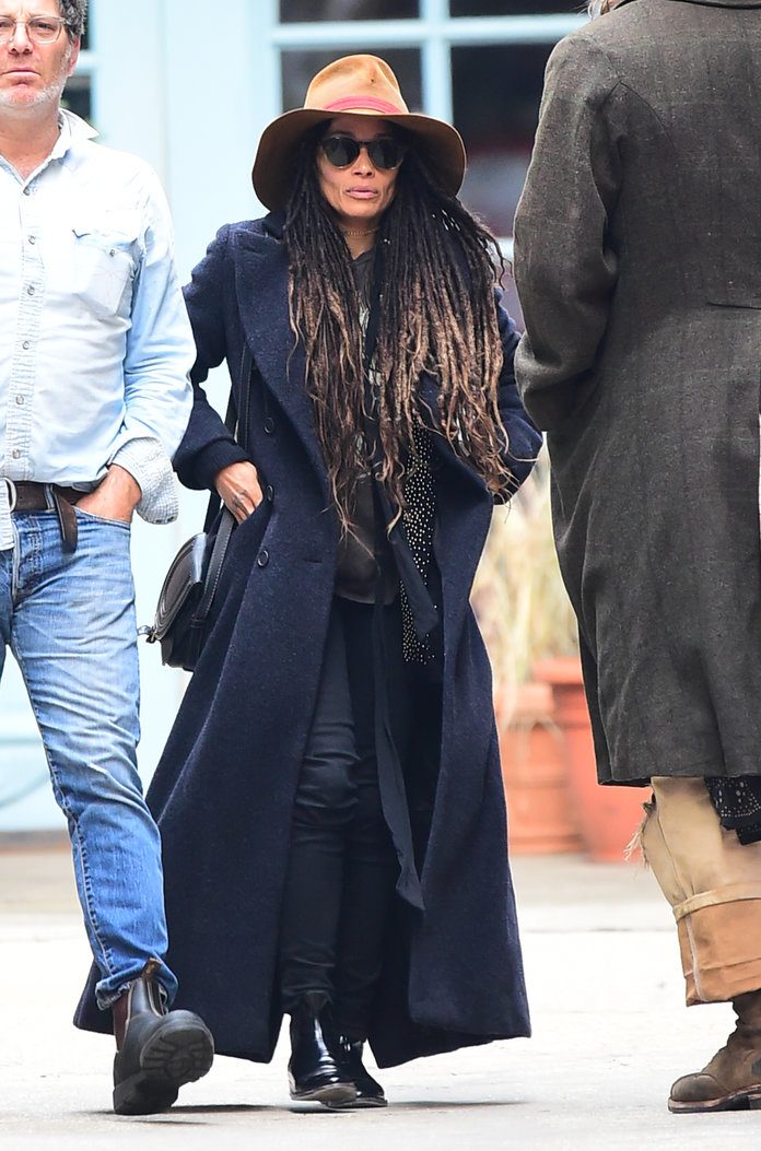 Lisa Bonet's Best Outfits Revolve Around This One Accessory