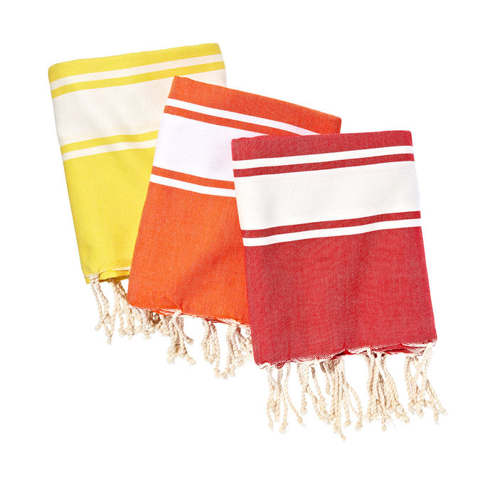 Borderline Home Bath and Beach Towels