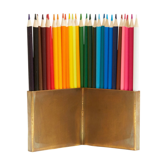 Jayson Home Pencil Holder with Pencils