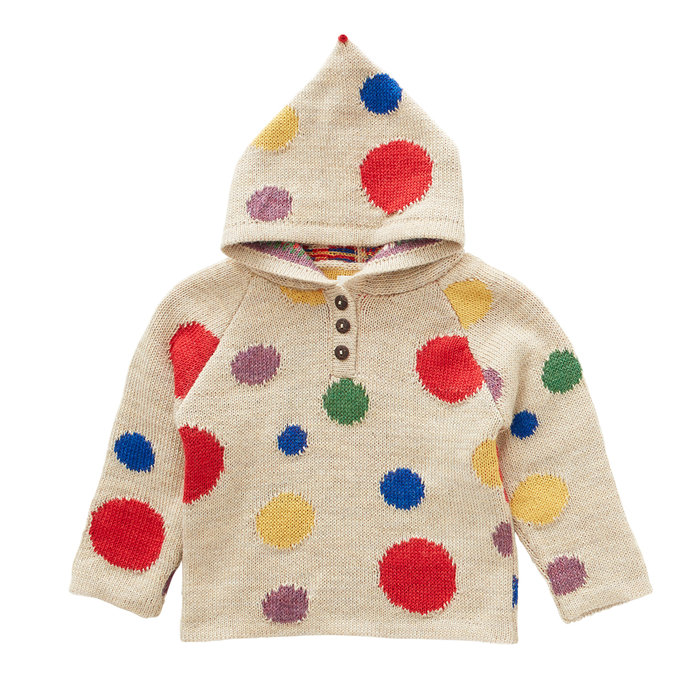 Oeuf Hooded Sweater