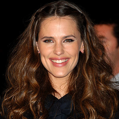 Jennifer Garner, Romantic Twisted Hair
