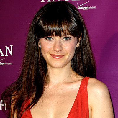 Zooey Deschanel - Transformation - Beauty - Celebrity Before and After
