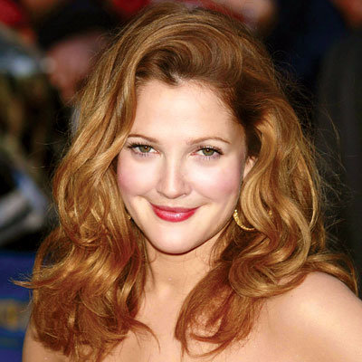 Drew Barrymore - Voluminous waves