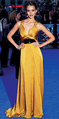 Jessica Alba, Gucci, Look of the Day, celebrity style, Best of 2007