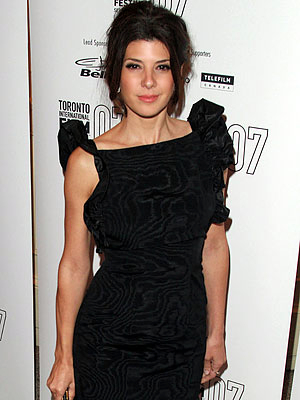 Marisa Tomei, Nominee for Best Supporting Female in Before the Devil Knows You're Dead, 2008 Independent Spirit Awards