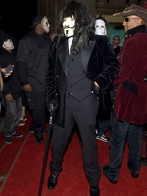 "Sean ""Diddy"" Combs, Halloween"