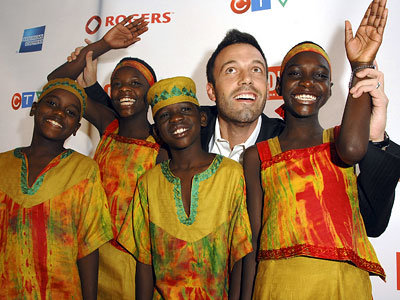 Toronto Must-Haves, Ben Affleck's Generosity, 2008 Toronto Film Festival
