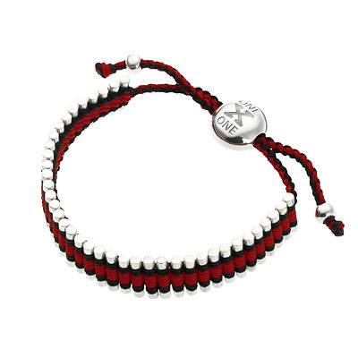 HOLIDAY GIFT GUIDE, GIFTS THAT GIVE BACK, ONEXONE Charity Friendship Bracelet