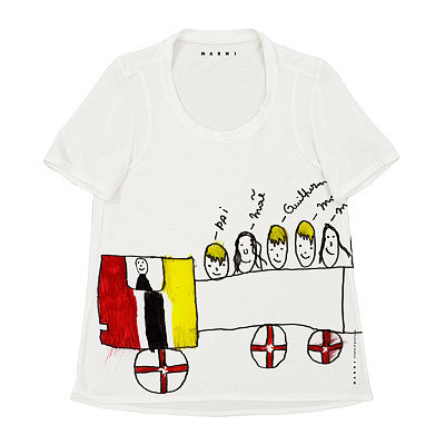 Holiday Gift Guide, Gifts That Give Back, Marni T-shirt
