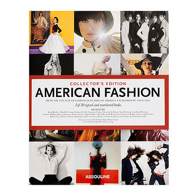 Holiday Gift Guide, Gifts That Give Back, American Fashion Collector's Edition Book