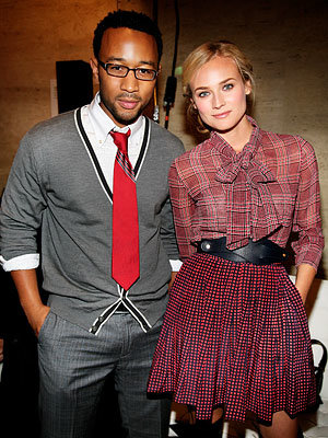 John Legend, Diane Kruger, Tommy Hilfiger, Fashion Week, Day 7