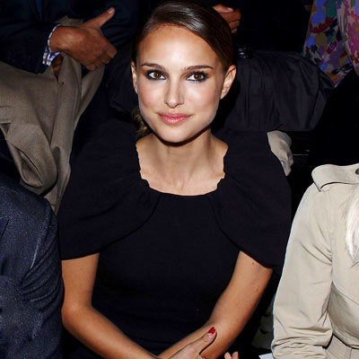 Natalie Portman, Paris Fashion Week
