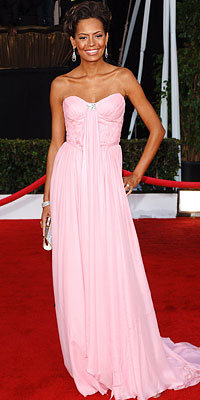 Keisha Whitaker, SAG Awards, Fashion Trend