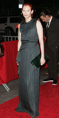 Tilda Swinton, C'Mon, Tell Us, What Was the First Award You Ever Won?