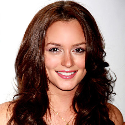 Leighton Meester - Long, full curls