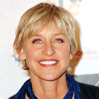 Ellen DeGeneres - Transformation - Beauty - Celebrity Before and After