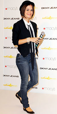 Rachel Bilson, Edie Rose for DKNY Jeans, The Look, Trends