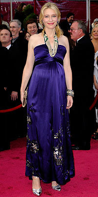 Cate Blanchett - 8 Star Maternity Style Secrets - Look Your Best