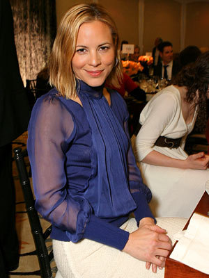 Maria Bello, C'Mon, Tell Us, What Was the First Award You Ever Won?