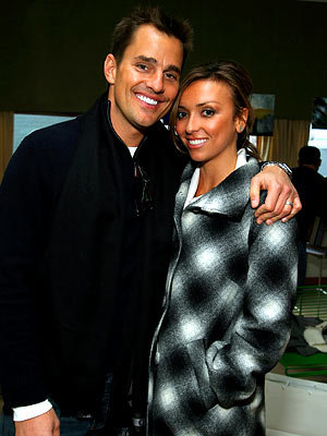 Bill Rancic, Giuliana Rancic, St. Ives spa and gallery, Sundance Luxury Lounges
