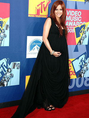 Ashlee Simpson Alexander McQueen, 2008 MTV Video Music Awards, MTV VMAs