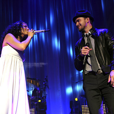 Alicia Keys, Justin Timberlake, Keep a Child Alive's Black Ball, New York City, Best Parties of 2008