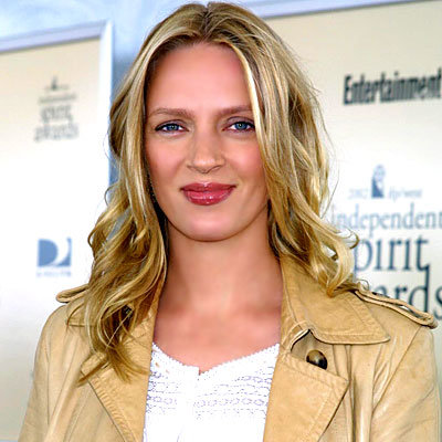 Uma Thurman - Transformation - Beauty