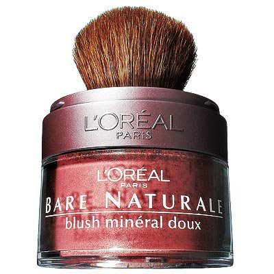 Best Beauty Buys 2009, L'Oreal Paris Bare Naturale Mineral Doux, Green Goods