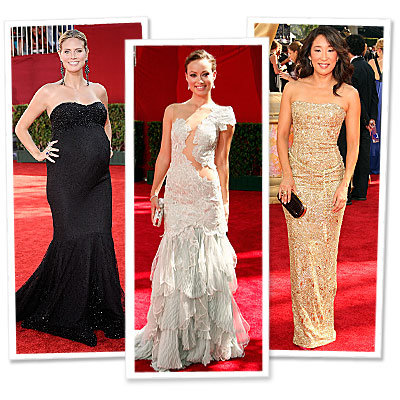 Marchesa Sweeps the Emmys Red Carpet