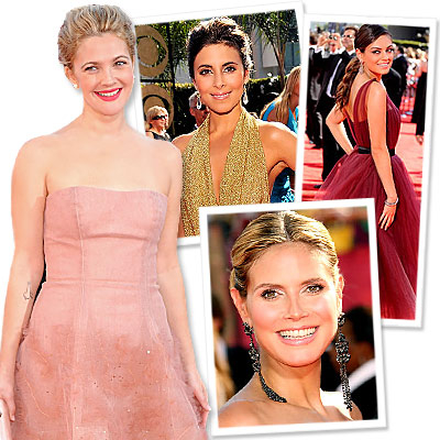 Your 2009 Emmy Awards Style Fix