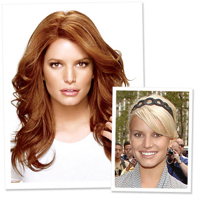 Forget headbands! Jessica Simpson's New Fix for Bad Hair Days