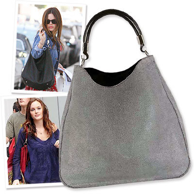 YSL Roady - Rachel Bilson - Leighton Meester - custom bag