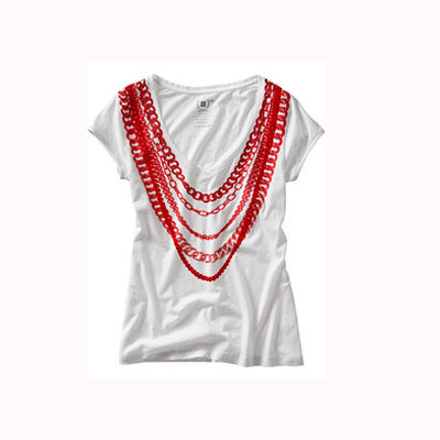 World AIDS Day T-shirt by Stella McCartney for Gap