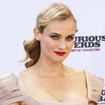 Diane Kruger Signs With L'Oreal