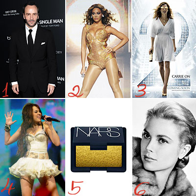 Beyonce's Style Evolution, Tom Ford Talks Fashion