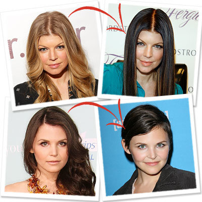 Fergie - Ginnifer Goodwin
