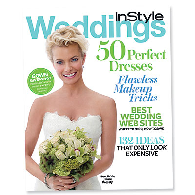 Jaime Pressly: The New Bride