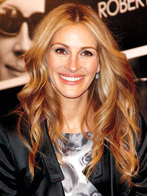 Five Humidity-Friendly Cuts, Long Layers, Julia Roberts