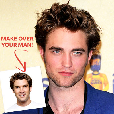 Give Your Man a Hollywood Makeover!