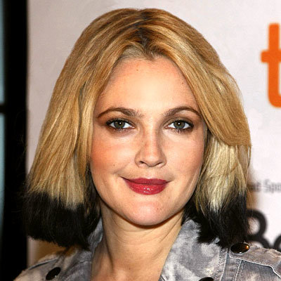 Drew Barrymore -Transformation - Beauty - Celebrity Before and After