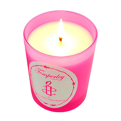Temperley Amnesty International Candle
