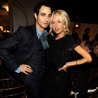Fashion Week - Zac Posen - Rachel Zoe