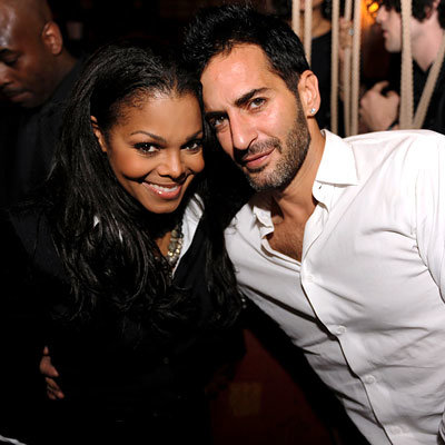 Janet Jackson - Marc Jacobs - NY Fashion Week After Party
