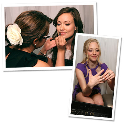 Star Treatment at InStyle's TIFF Portrait Lounge