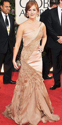 Isla Fisher, Golden Globes 2009