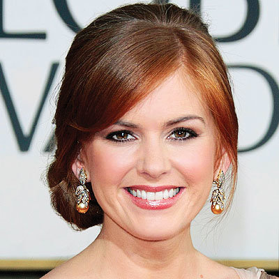 Isla Fisher - Transformation - Beauty - Celebrity Before and After