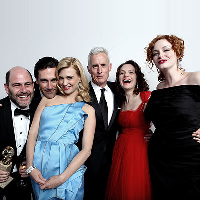 Team <em>Mad Men</em>